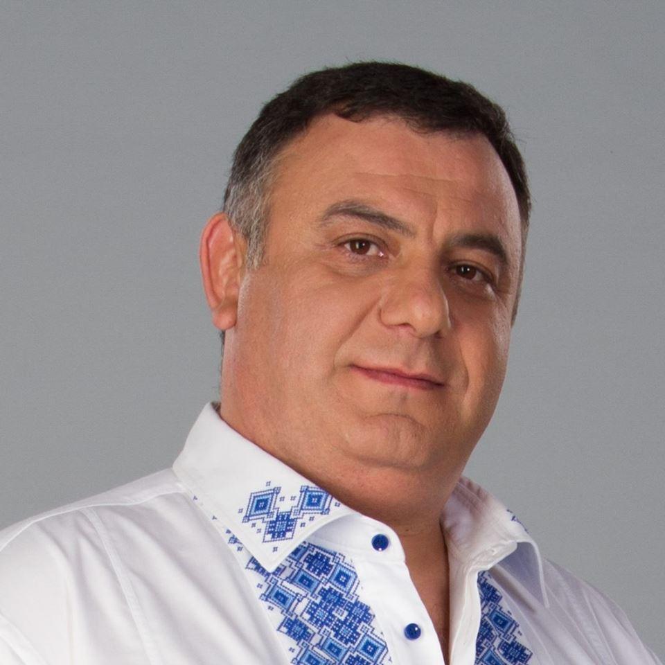 Хвича Мепаришвили