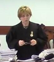 Судья Кравец Валентина Аркадьевна