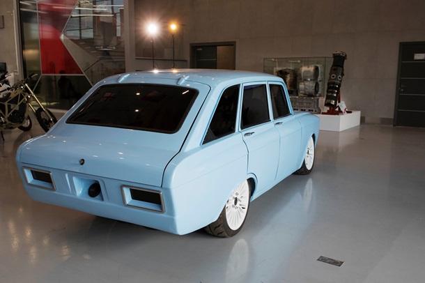 Электромобиль от концерна Калашников