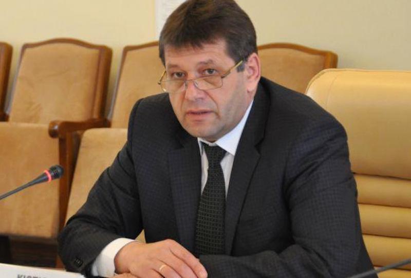 Вице премьер-министр Украины Владимир Кистион