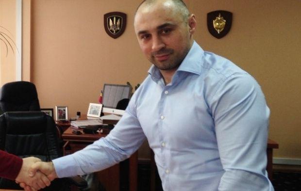 Замдиректора НАБУ Анатолий Новак устроил пьяный дебош на банкете у Олега Бахматюка