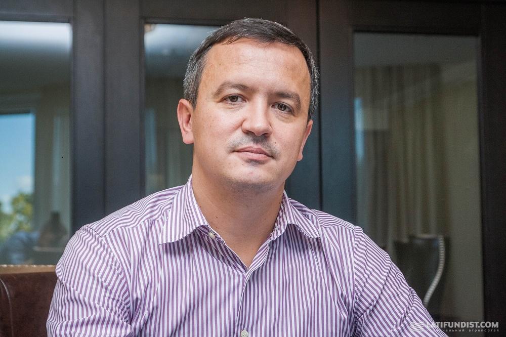 Заместитель гендиректора «УкрЛендФарминга» Игорь Петрашко