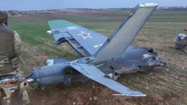 ВИдлибе врайоне крушения русского Су-25 работает сирийский спецназ— Государственная дума