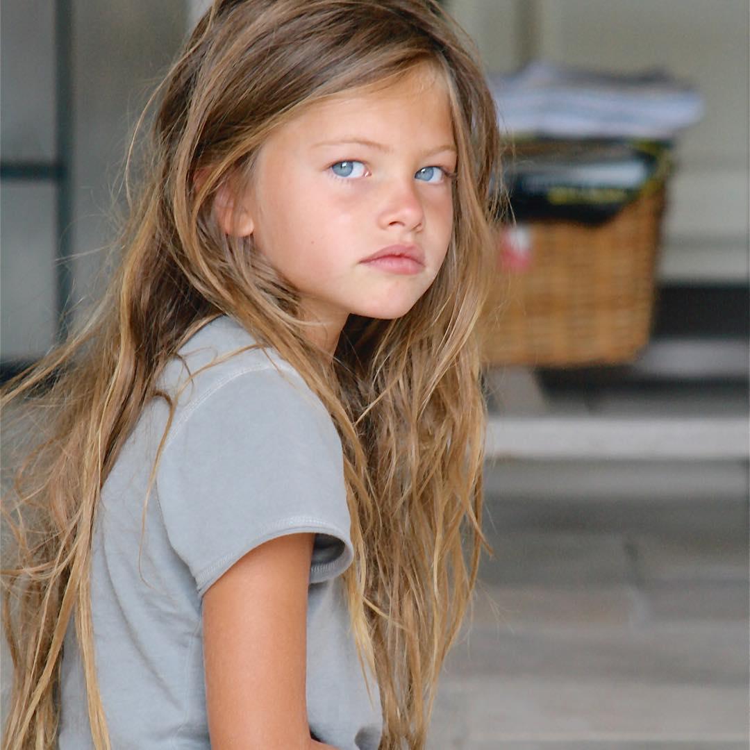 «Самая красивая девочка» вмире посетила Неделю моды вНью-Йорке
