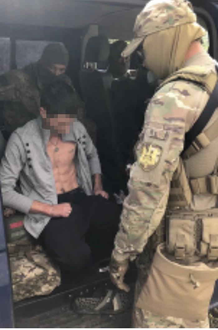 Житель Одессы задержан за антиукраинскую агитацию