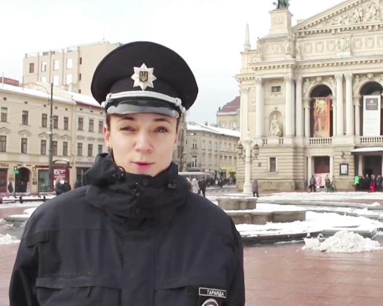 Лилия Таранда, экс-заместитель командира взвода по обслуживанию дорог госзначения города Львова