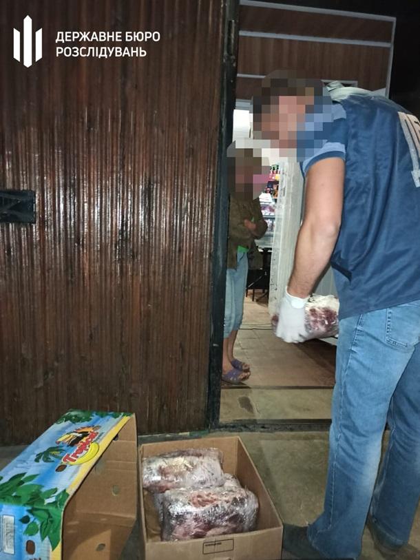 На Донбассе военный чиновник крал продукты из госпиталя