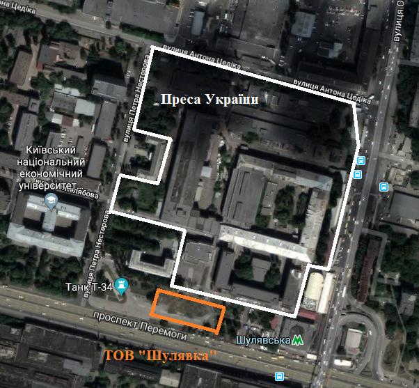 У Києві суд дозволив забудувати висотками ще 6 га на Шулявці