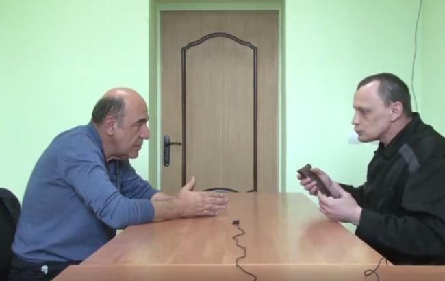 Рабинович отыскал  бандеровского сторонника в РФ , чтобы строить новейшую  Украинское государство