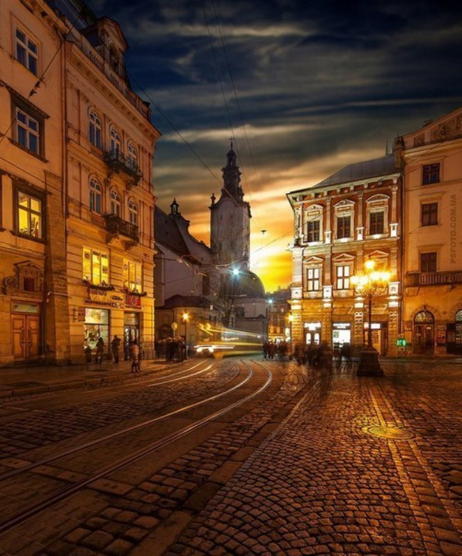 Львов красивые фото города