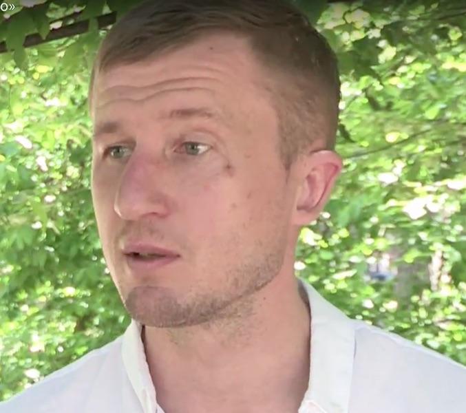 Андрей Кобылинский, экс-патрульный полиции города Киева