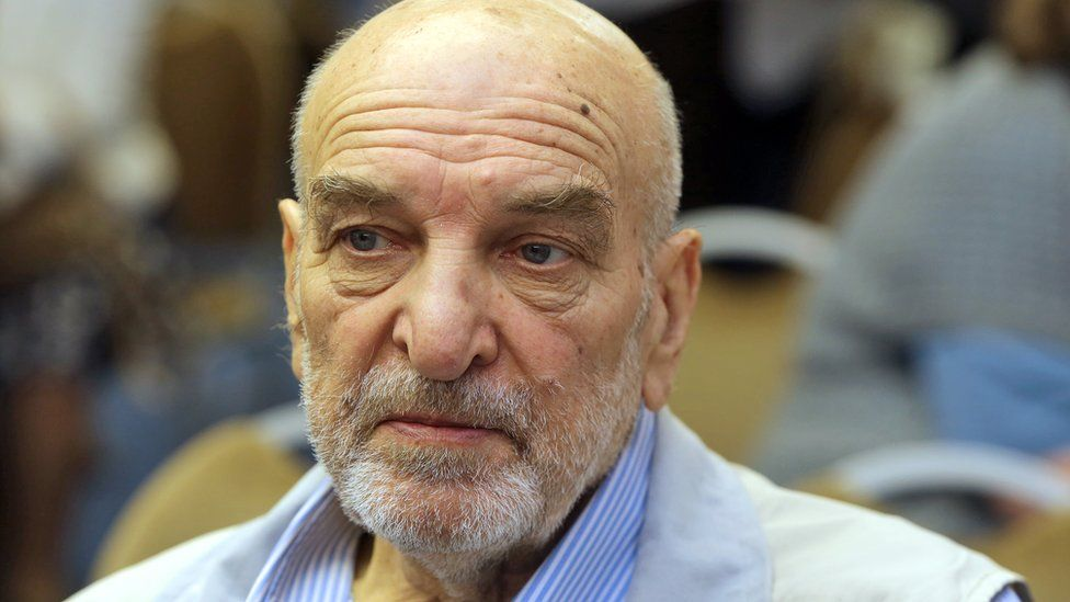 Алексей Петренко в последние годы жизни