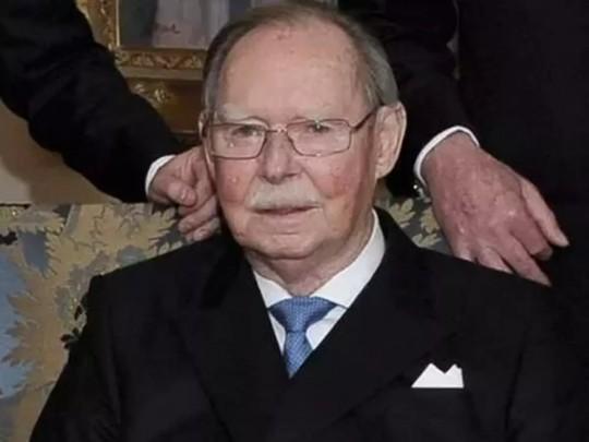 Великий герцог Люксембурга Жан скончался ввозрасте 98 лет