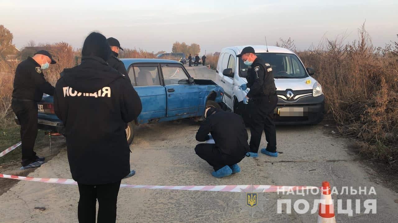 Место стрельбы под Киевом (kv.npu.gov.ua)