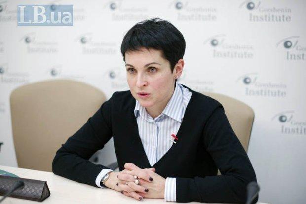 Глава ЦИК Татьяна Слипачук