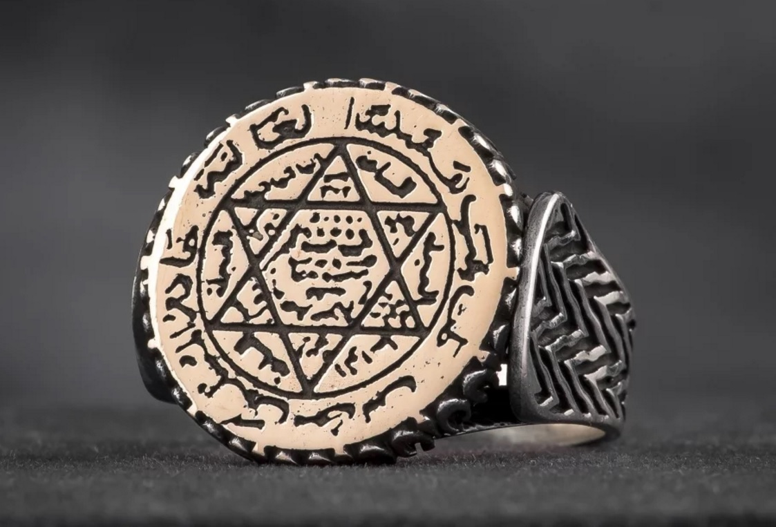 В Турции обнаружили легендарную печать царя Соломона