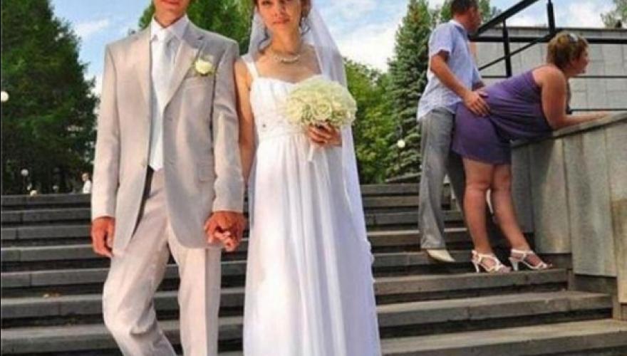Свадьбы безбожников фото