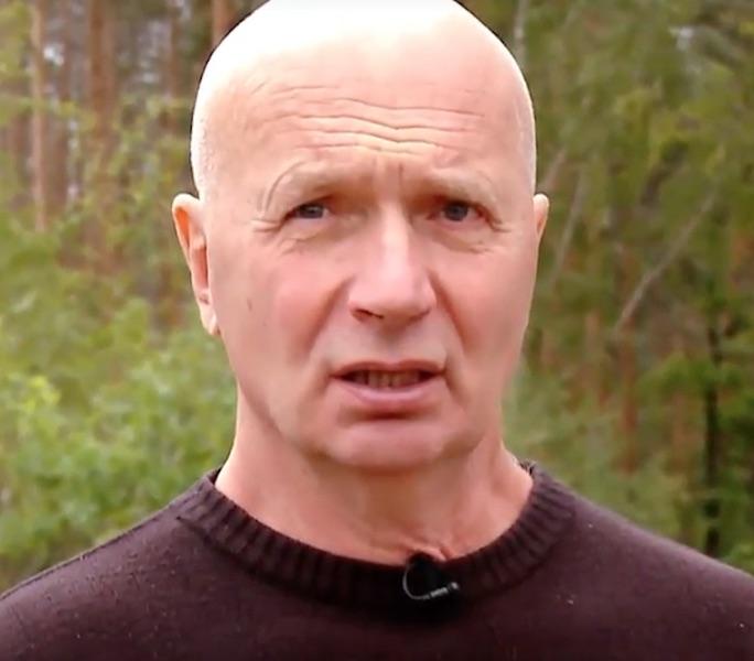 Владимир Борейко, директор киевского эколого-культурного центра, заслуженный природоохранник Украины