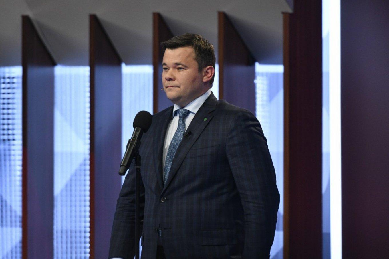 Богдан не склонен общаться с прессой, если нет острой политической необходимости / Фото: president.gov.ua
