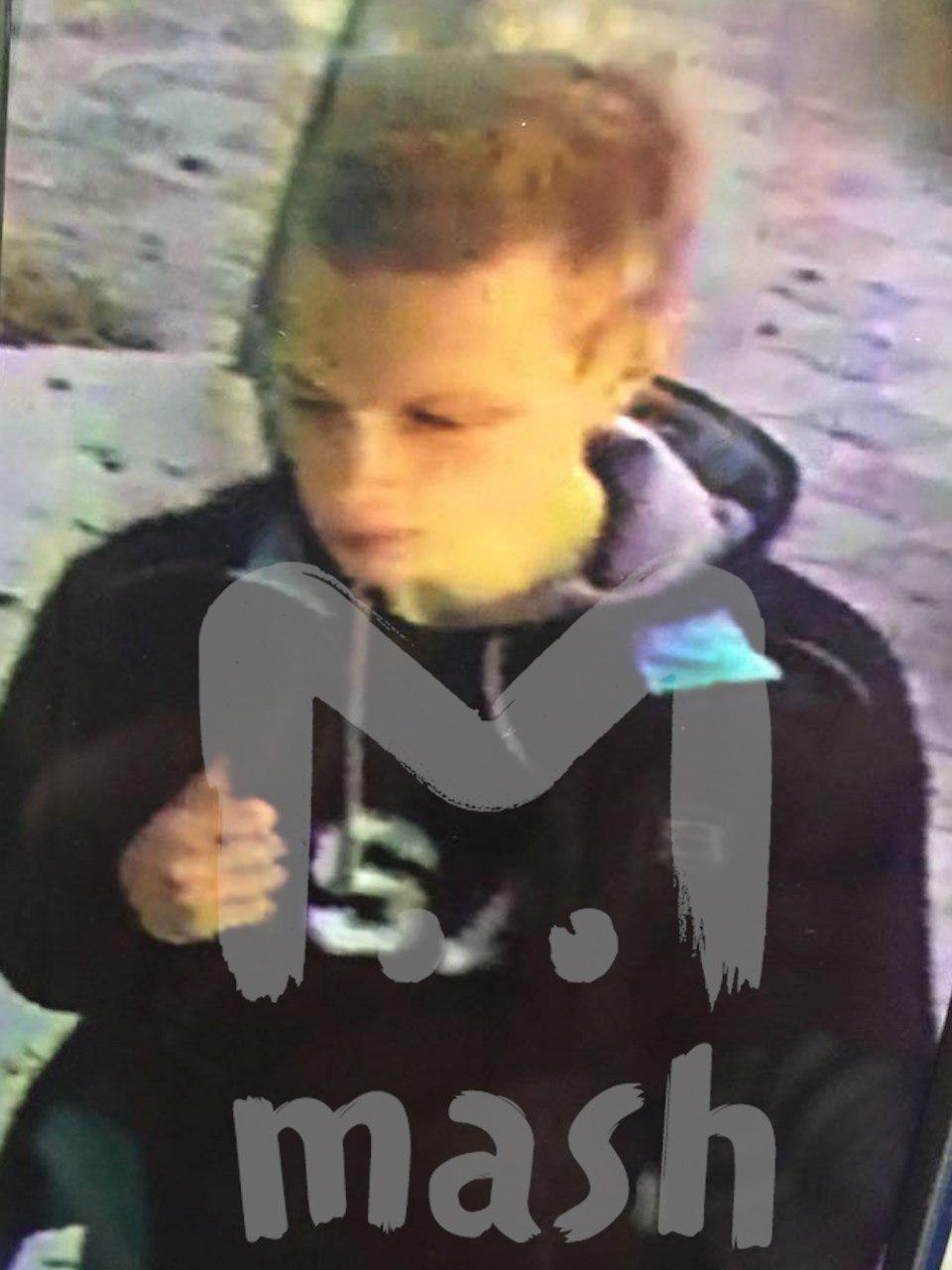 Фото предполагаемого террориста с камер наблюдения