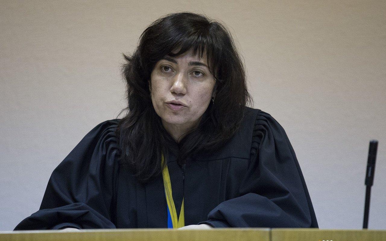 Фото: судья Лариса Цокол
