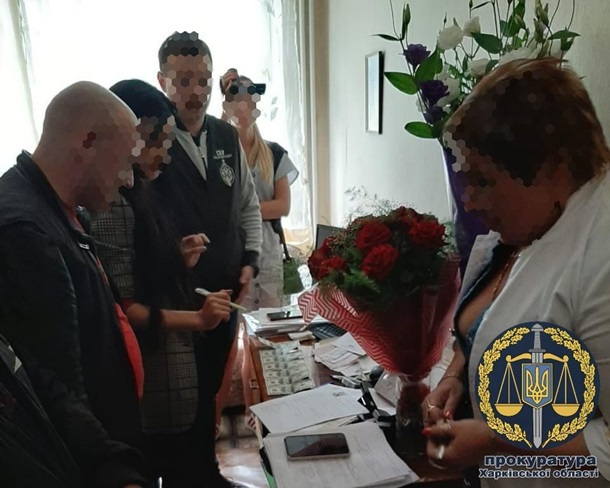 В Харькове за взятку задержали главу военной медкомиссии