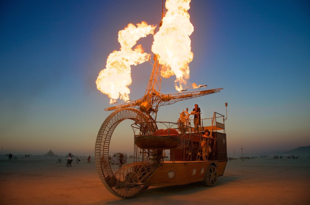 non profit strategy burning man Burning man artworks enliven golden triangle streets and beyond the renwick will be on view in the golden the golden triangle bid is a non-profit 501.