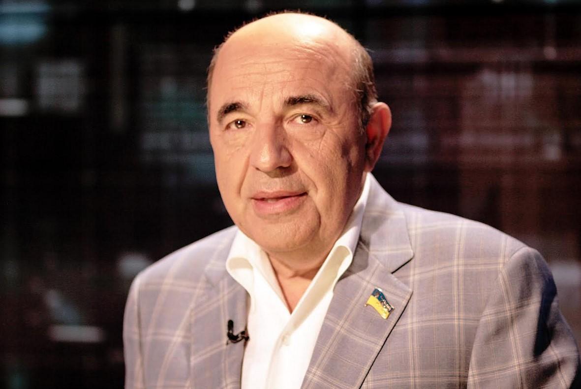 Рабинович: Медведчук вошел впартию «Зажиття»