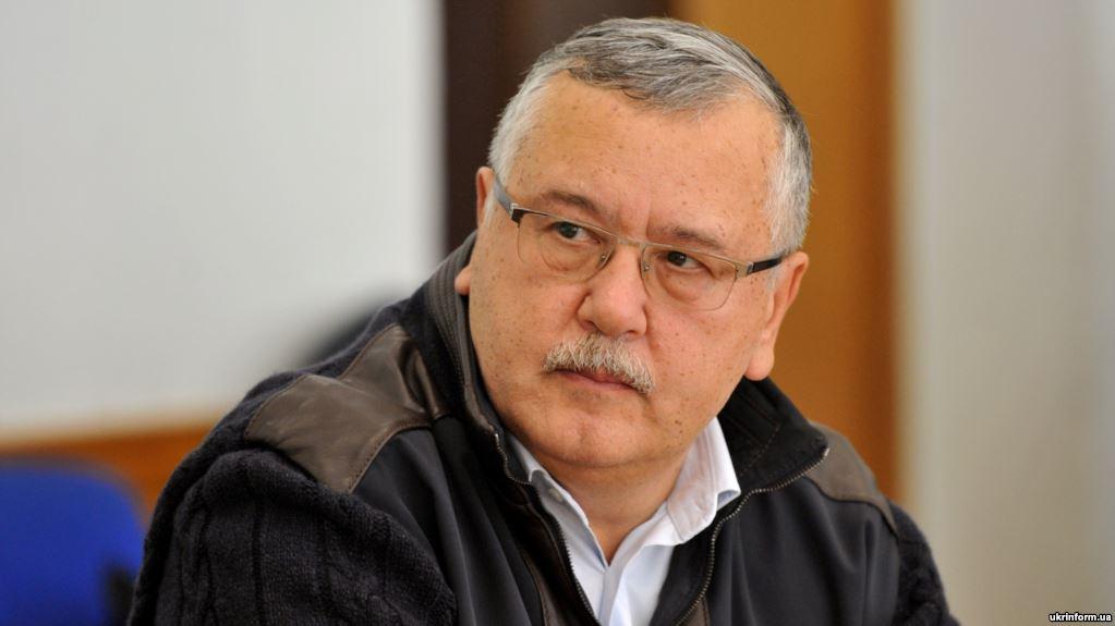 Суд в столице России заочно арестовал украинского экс-министра обороны Гриценко