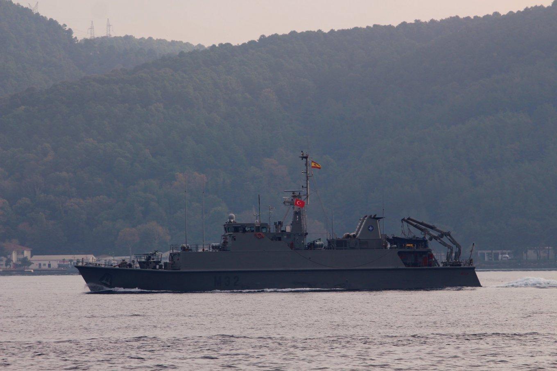 В маневрах принимают участие ВМС Украины, Румынии и Болгарии.