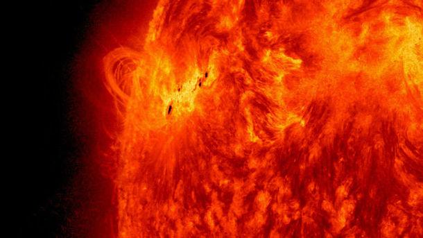 Ученые зафиксировали «кашель» умирающей большущей звезды