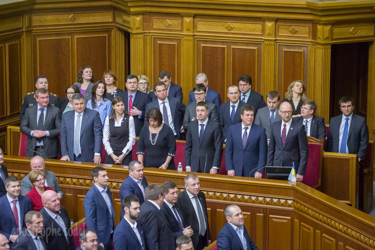 Во втором правительстве Арсения Яценюка было три иностранца