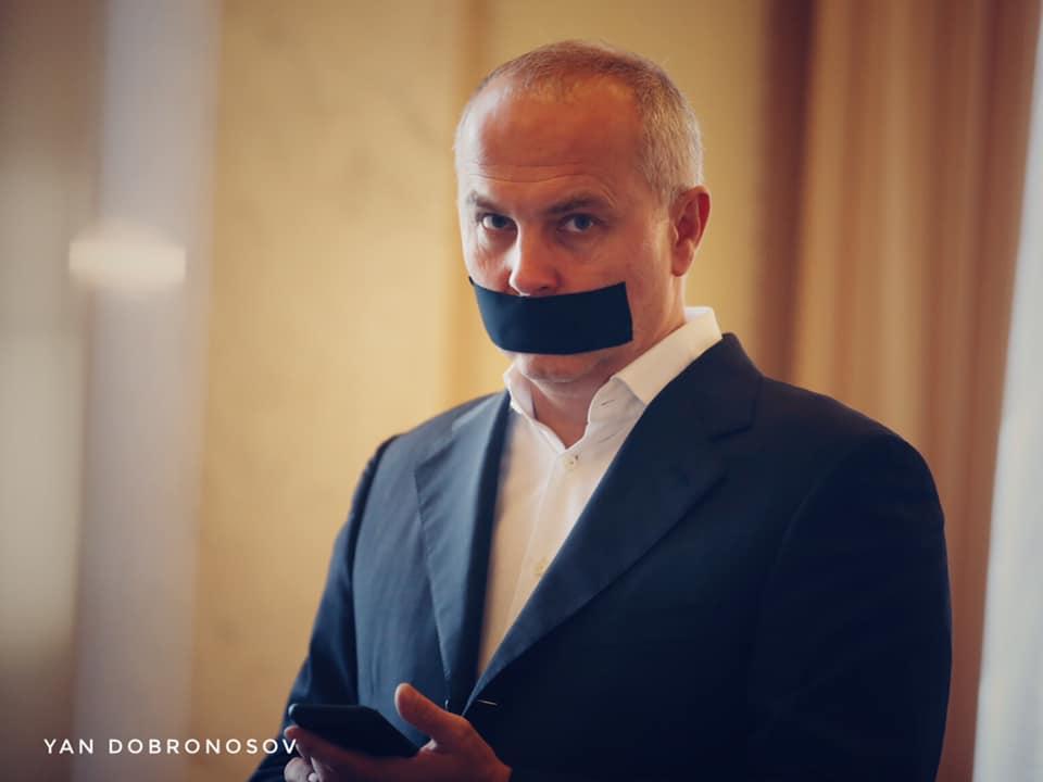 Нестор Шуфрич (фото: facebook.com/yan.dobronosov)