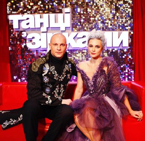"""Сахневич называют фавориткой """"Танцев со звездами"""" / фото instagram.com/tanci1plus1"""