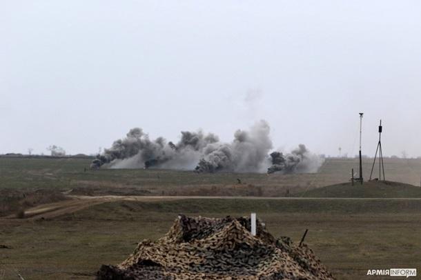 ВСУ провели учения с использованием ракет Javelin