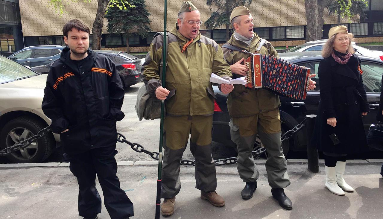В Москве напали на участников школьного конкурса Мемориала
