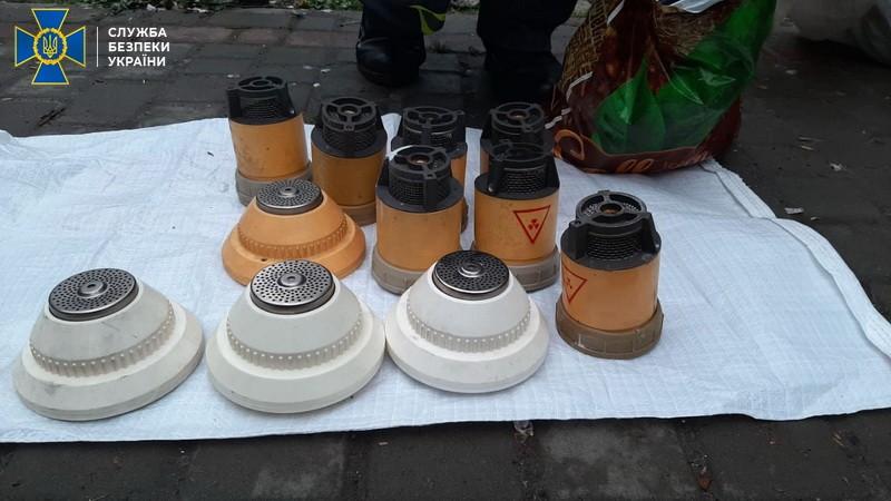 На Львівщині СБУ попередила розкрадання радіоактивного обладнання з підприємства