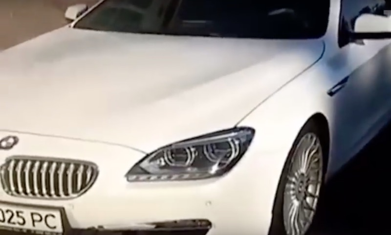 Фото элитного авто, на котором ездит жена Владимира Мунтяна