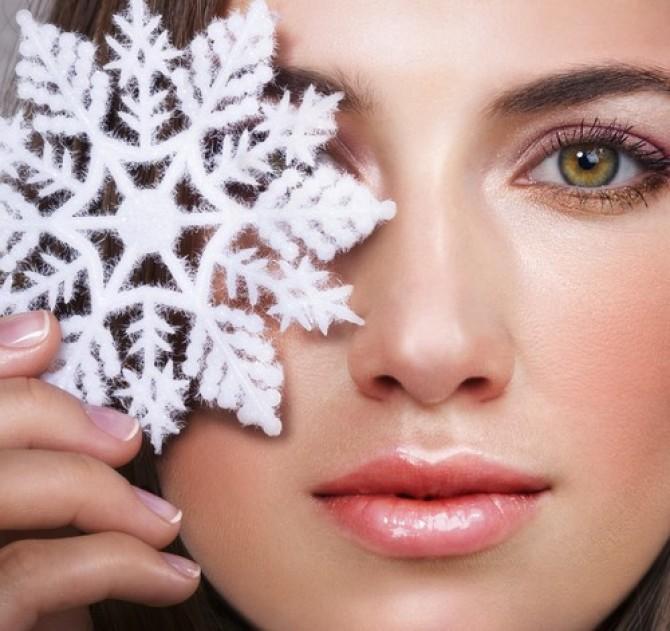 Зимой коже нужен особый уход