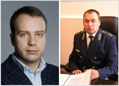 Максим Шкиль и Иван Федорко