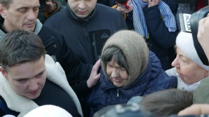 ВГенпрокуратуре поведали о опросе имере пресечения для Савченко