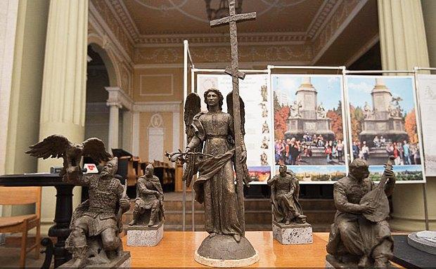 Место Ленина наплощади Свободы вХарькове займет ангел скрестом