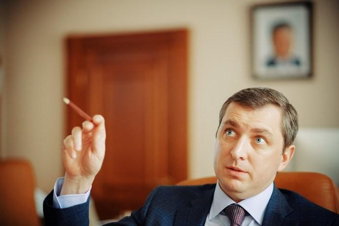 Глава Фонда госимущества Игорь Билоус