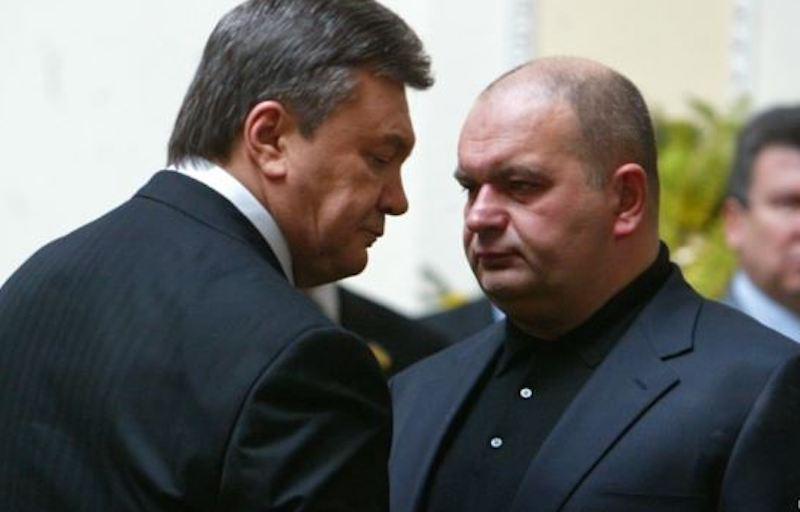 Николай Злочевский, экс-министр времен Януковича