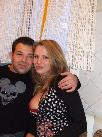 Фото из социальной сети ВКонтакте: Дмитрий Карп и Неля Втерковская