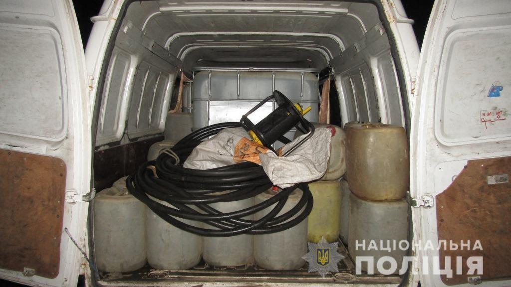 В аэропорту Борисполь задержали мужчину, укравшего топливо для самолетов