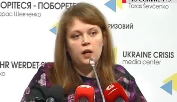 Елена Щербань, юрист Центра противодействия коррупции