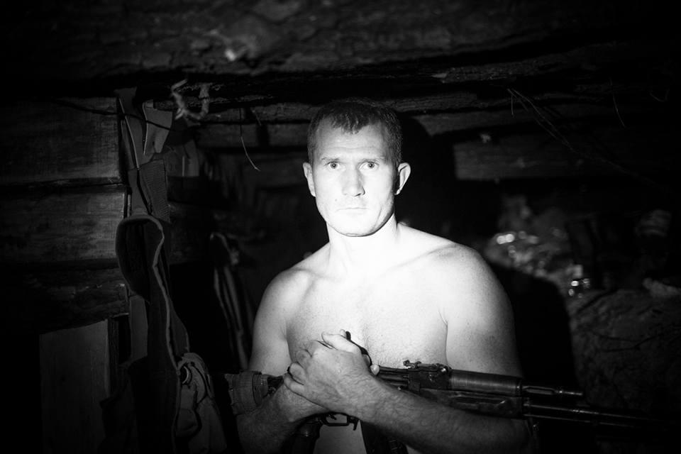 Боец «Правого сектора» умер около Донецка отпули снайпера «ДНР»