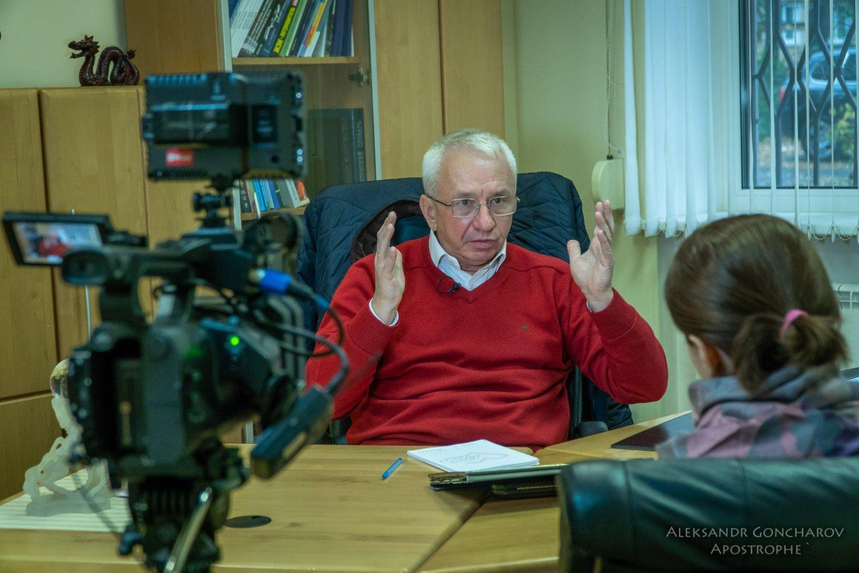 Экс-министр по вопросам ЖКХ Украины Алексей Кучеренко