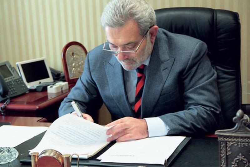 Михаил Гриншпон, советник бывшего руководителя Государственного космического агенства Украины
